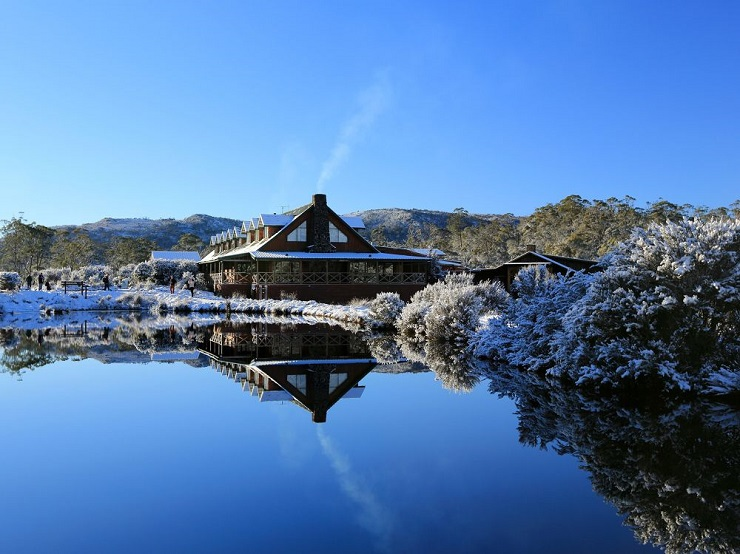 Images courtesy of  Cradle Mountain Lodge