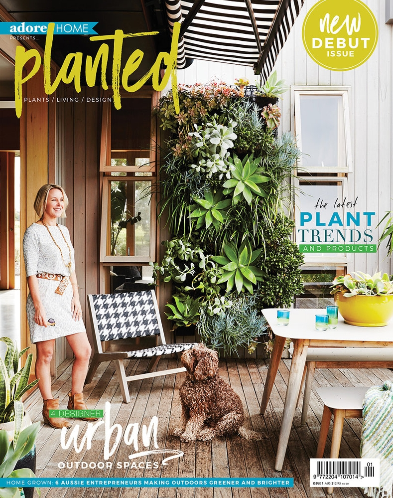 Our house featured in  Planted Magazine  - Debut Edition. Photography Hannah Blackmore - Styling Alana Langan