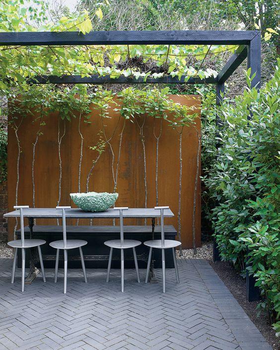 Herringbone - Designed by Paul Gazerwitz of del Buono Gazerwitz.