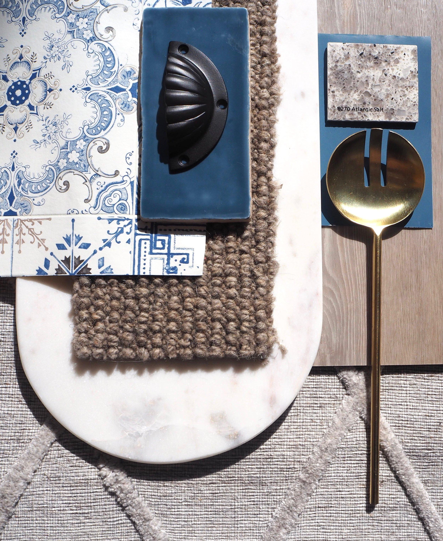 Rug -  Visions in Silver Diamond  | Flooring -  Elegante in Sagebrush  | Carpet -  Tromso Hamn