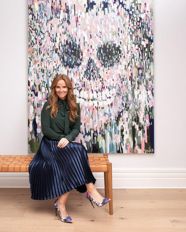 Nicole Rosenberg for Home Beautiful Magazine   Photographer Eve Wilson