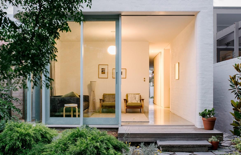 INSIDE South Melbourne Beach House