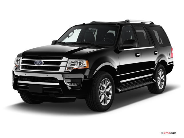 Ford Expedition - Seats 1-7 passengers
