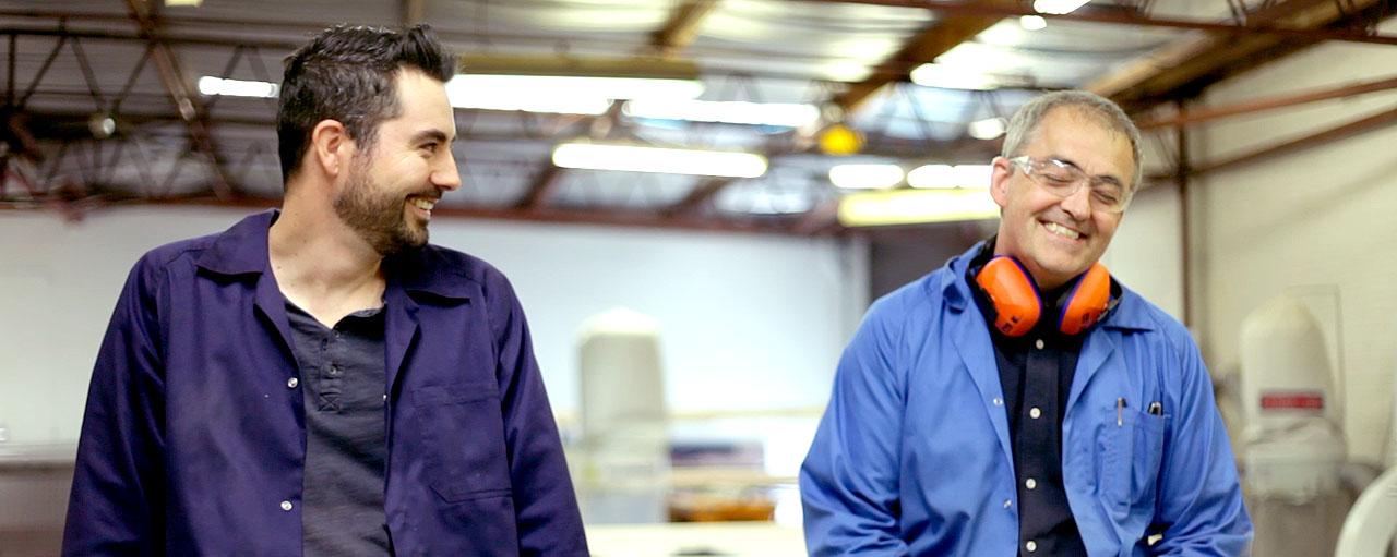 Sheldon Walters & Mike Simpson
