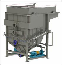 WKL AquaBloo Dissolved Air Flotation Systems (D.A.F.)