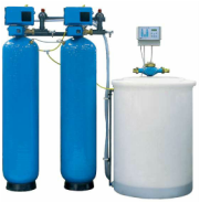WKL AquaBloo Water Softening Systems.