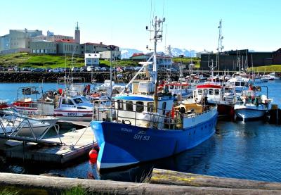 Stykkisholmur port