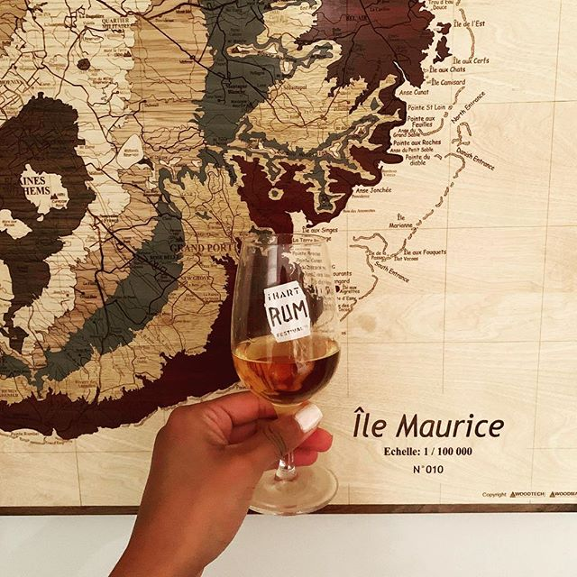 Sipping rum is like tasting the origin of where it's made - the terroir intrinsically is the essence of the liquid
