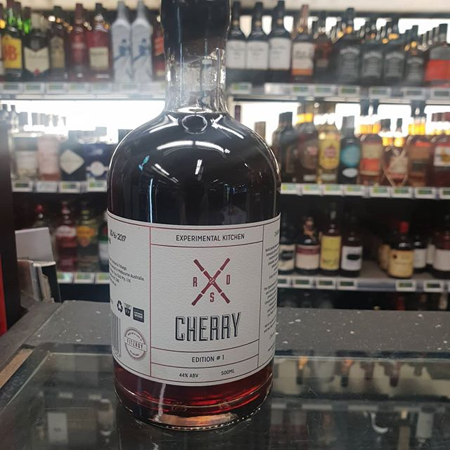 Blast from the past! Running around Chapel St with our 2yr spiced rum cocktail cherries and I find this gem still available at The Railway Thirsty Camel bottle shop in Windsor.