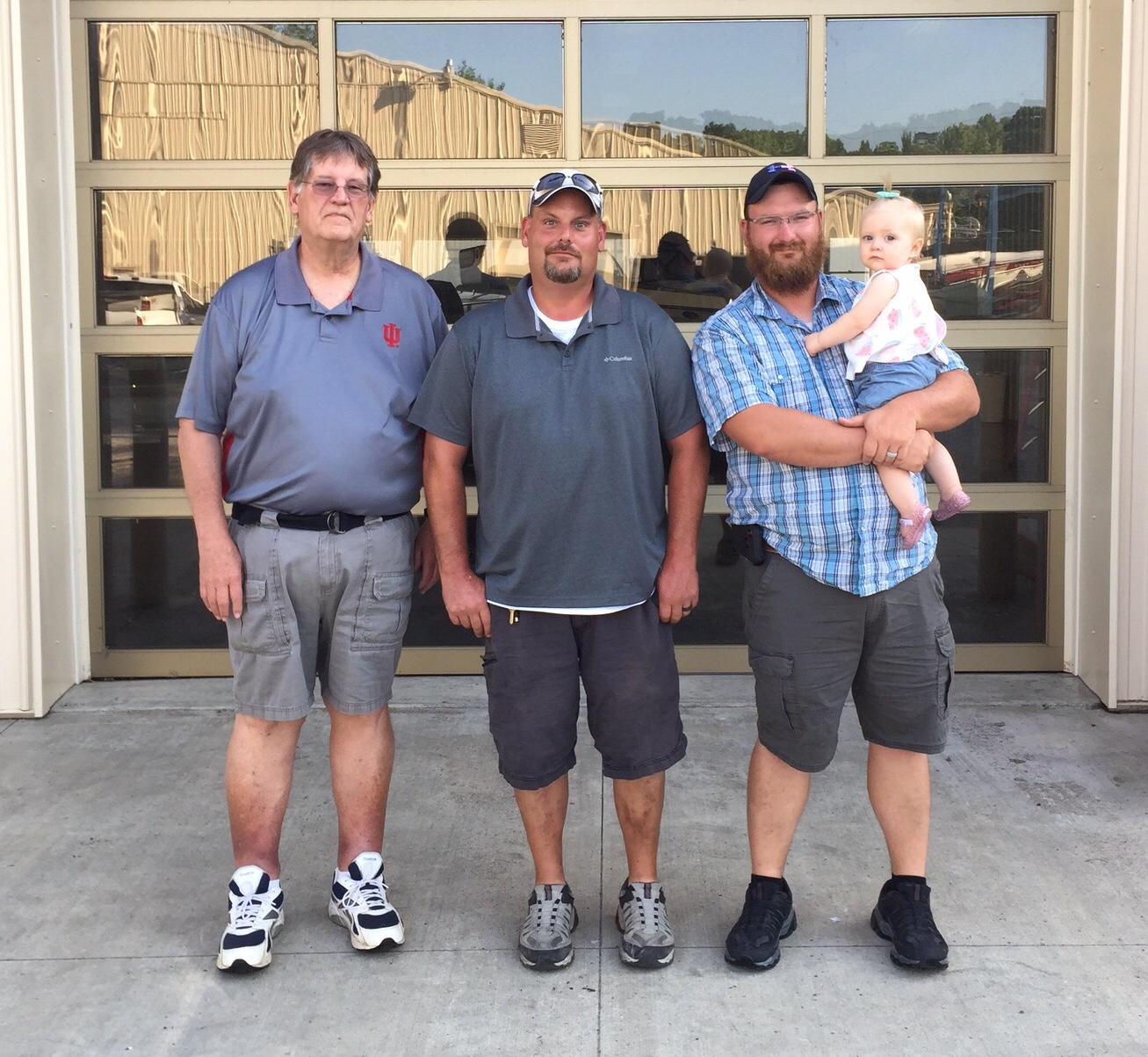 Four Generations Here to Serve You.