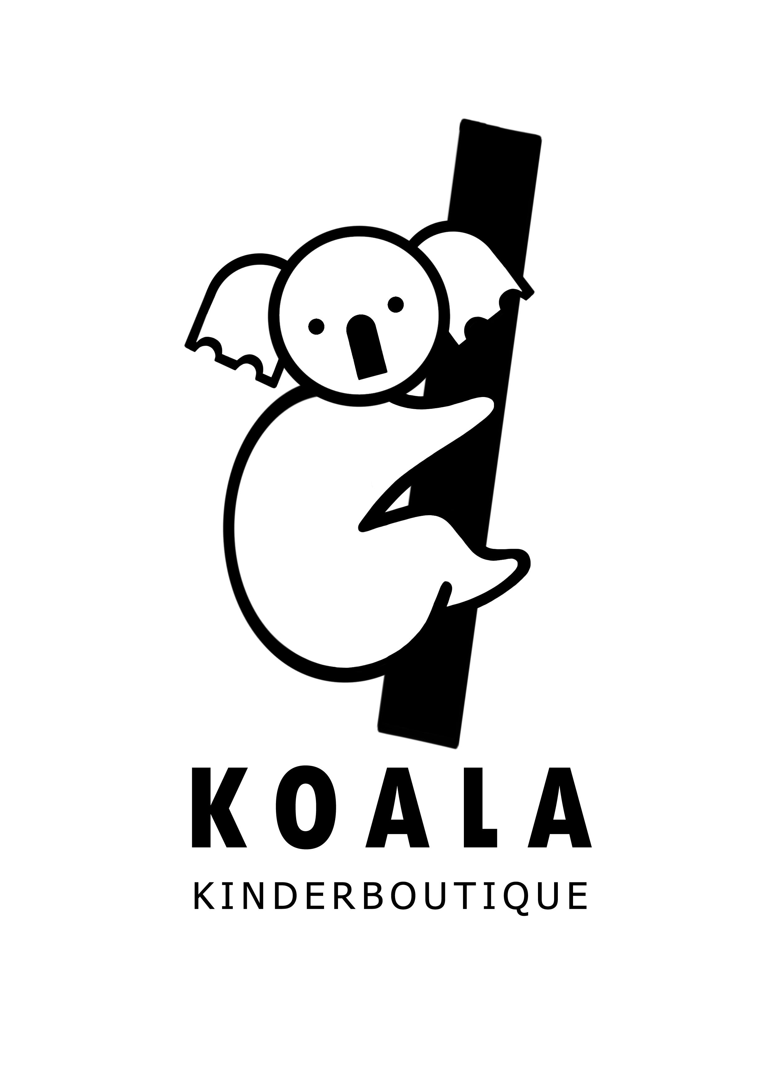 koala logo design
