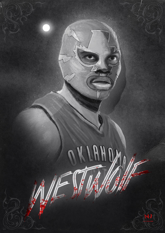 """Russell """"WestWolf"""" Westbrook"""
