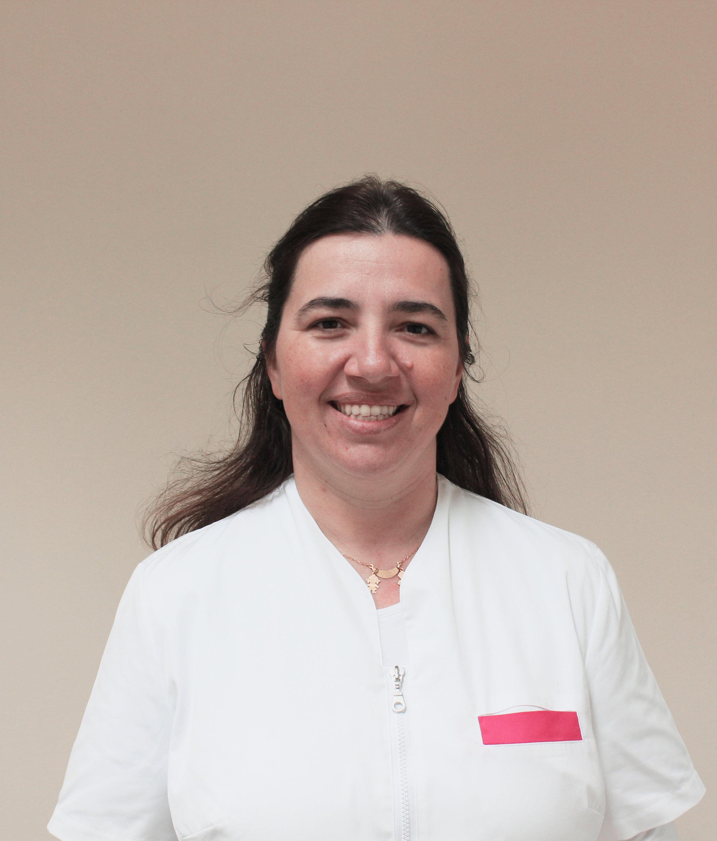 Teresa Margarida Rainha  Assistente Dentária