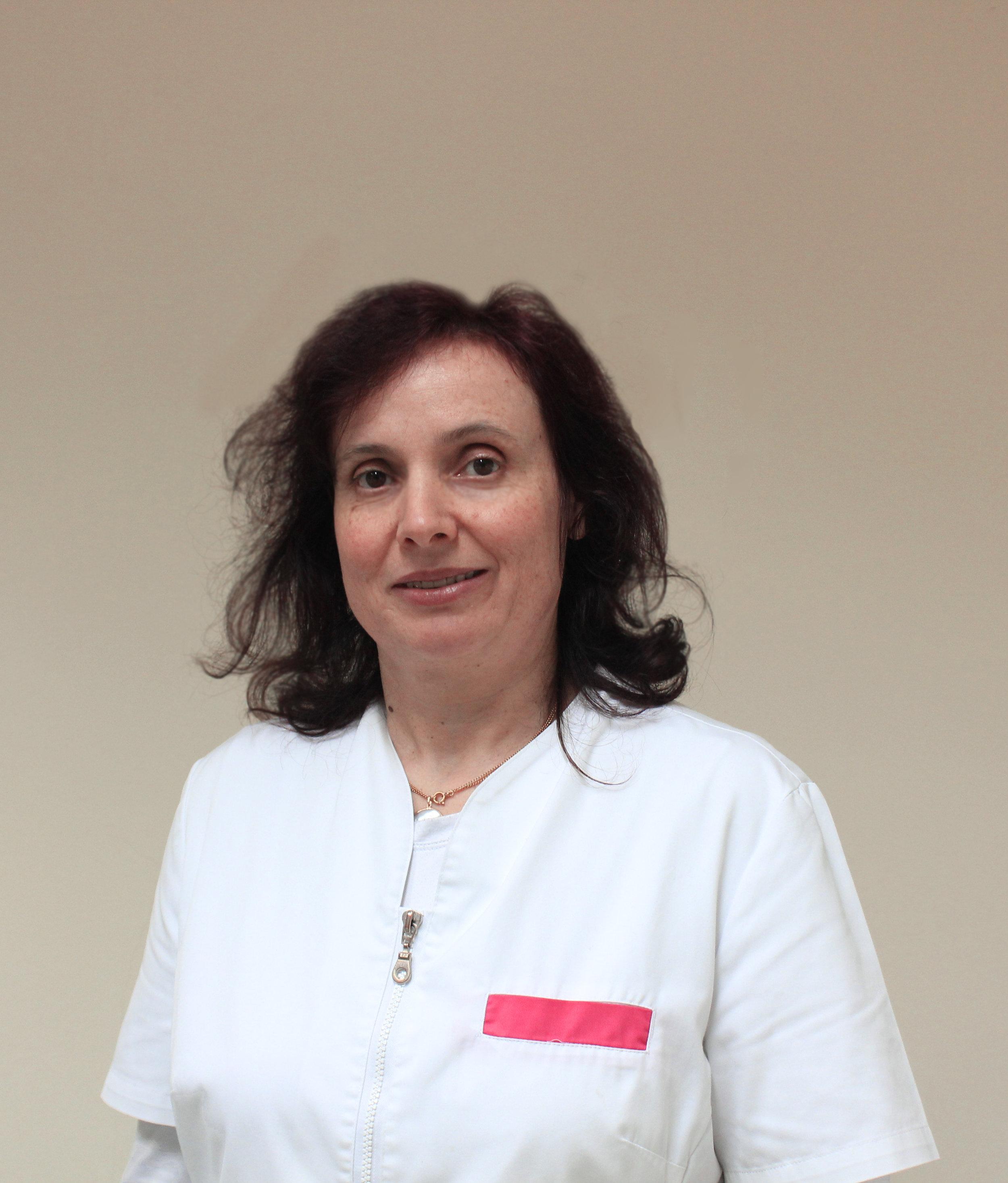 Ana Isabel Moniz  Assistente Dentária