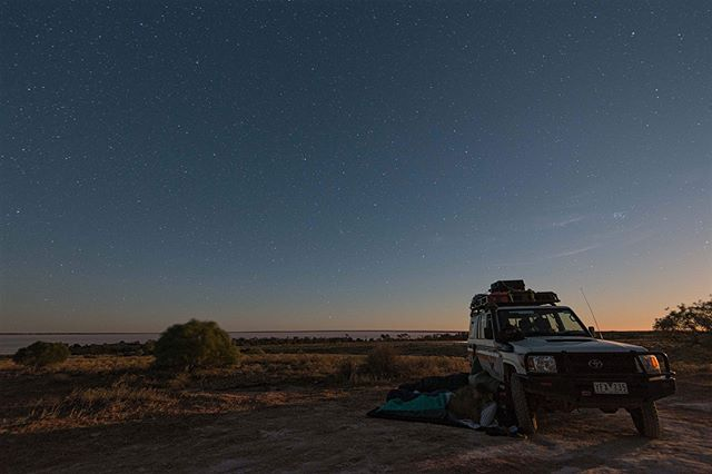 Sometimes we just have to accept that going to bed may look a little different when on the road.  A while back we had the privilege of spending time with a great man as he shared with us his #stories of both person and place.  Join us this week as we #explore the lands of the #Anangu people in memory of Yankunytjatjara Elder, Bob Randall, who passed 4 years ago, come May. // @djiglobal // no. 1 . . . #aboriginal #indigenous #australia #culture #knowledge #education #film #discover #optoutside #outreach #cannon_official #polaroid #drone #freeflysystems #longexposure #anytimeanyspace #getoutstayout