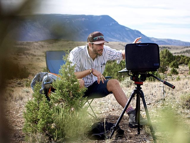Love learning?  Here Barefoot's Educational Designer speaks to an audience 8299 miles away.  Let's move beyond doubts and expectations by asking why. Let's make learning visible once more. #anytimeanyspace // @mypubliclands @vcfgl // 🎬in bio. . . #elearning #education #science #explore #scicomm #optoutside #getoutstayout #outdoors #mac #live #expedition #edtech #technology #bethechange #communication