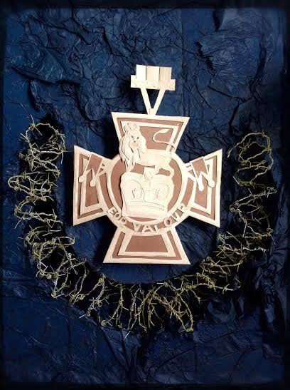 Idea 2: Victorian Cross