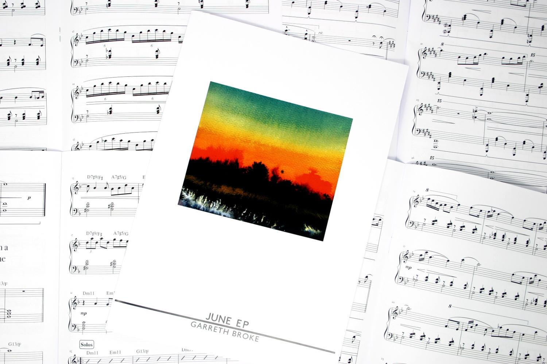 Garreth Broke June EP Sheet Music