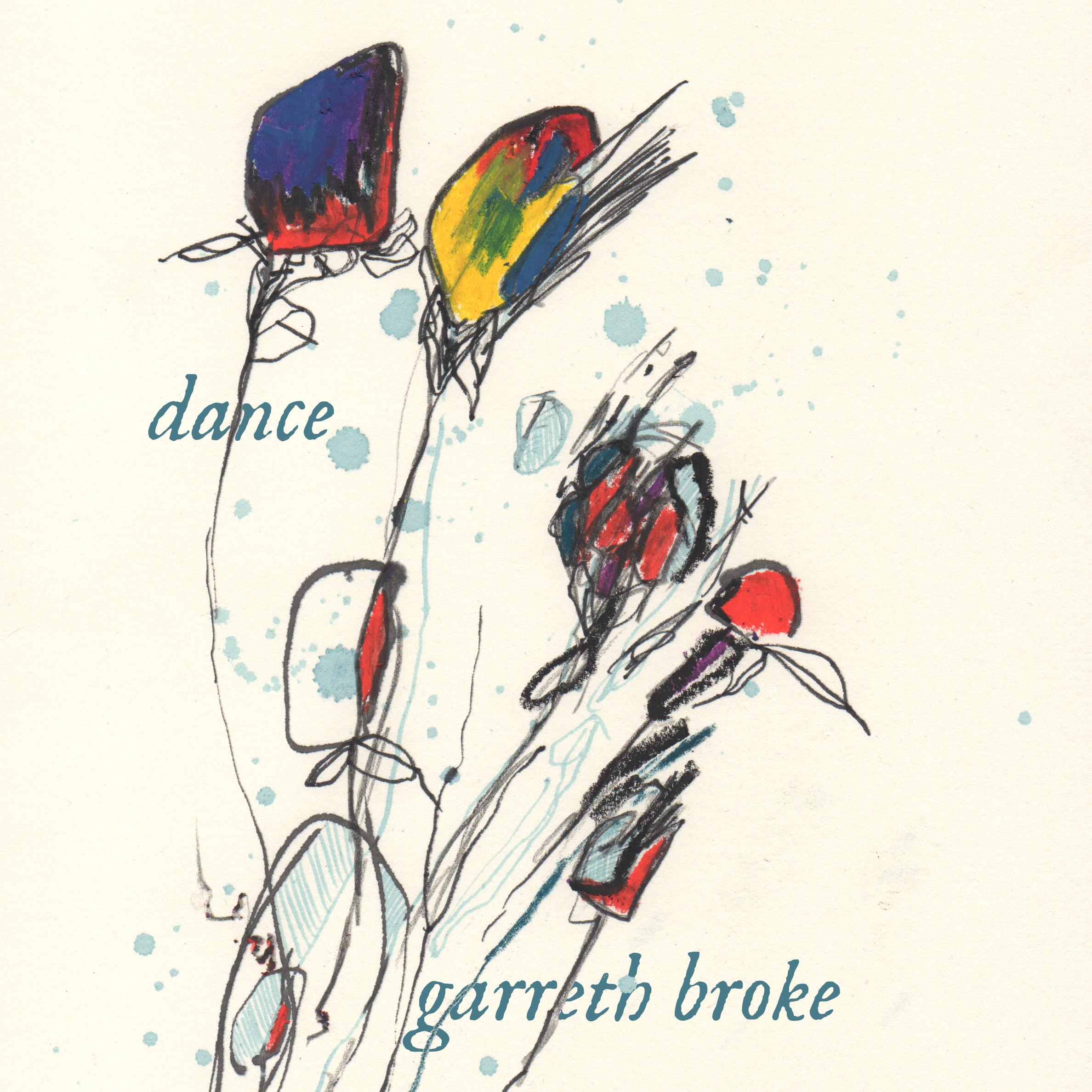 Garreth Broke Anna Salzmann Dance EP Cover