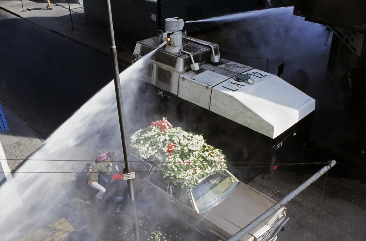 Santiago de Chile repression, 1975