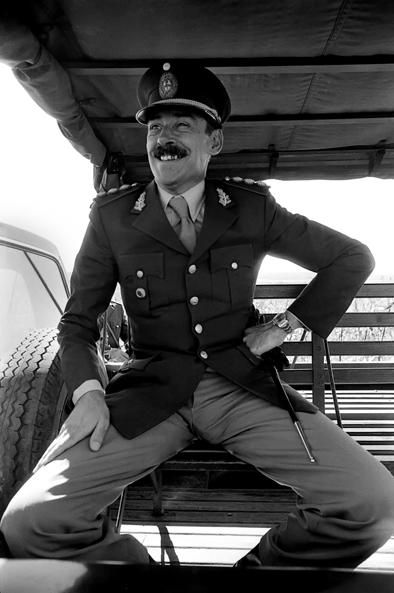President Jorge Rafael Videla - 1976