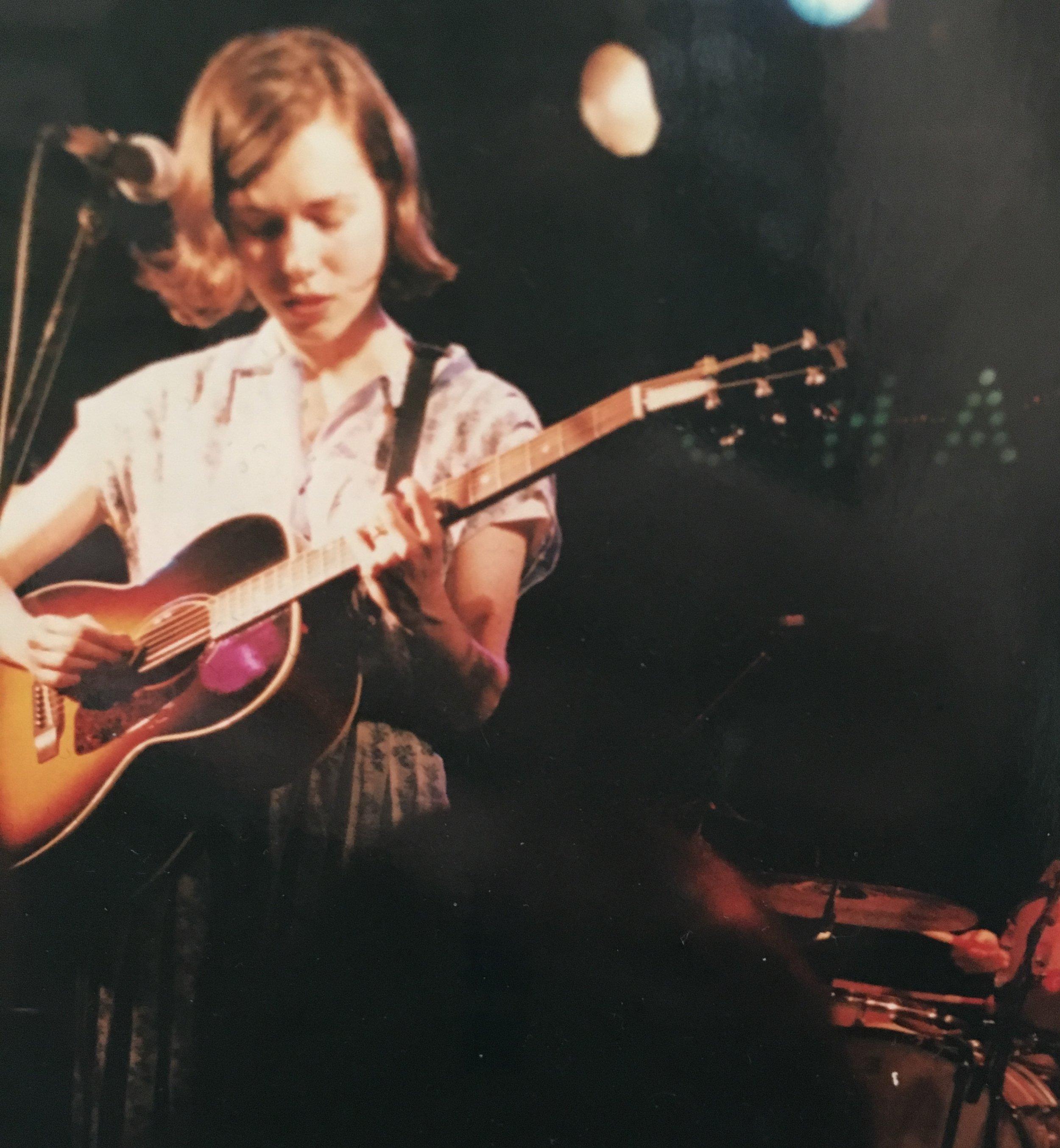 glow tour 1995