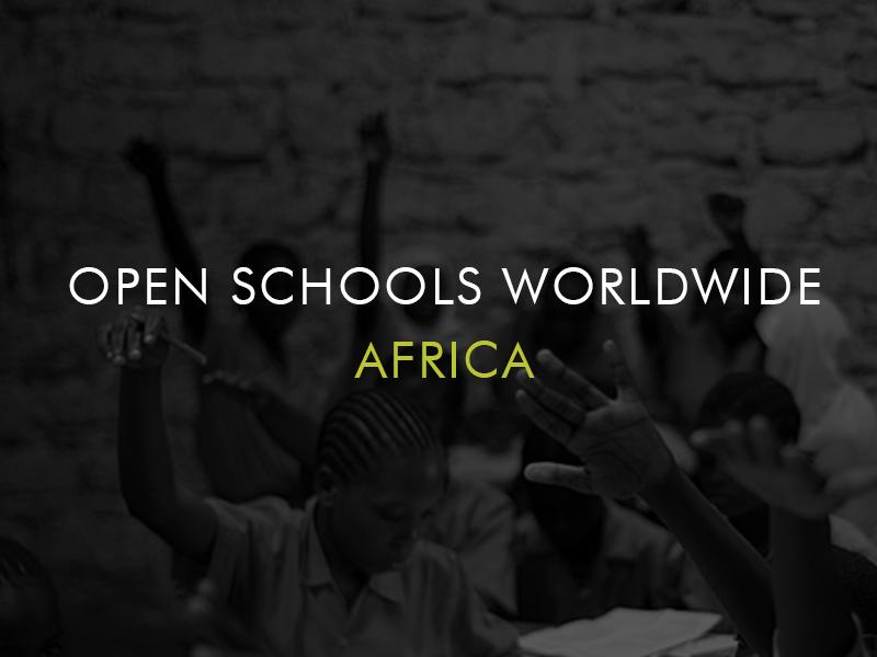 Open Schools Worldwide, Africa.png