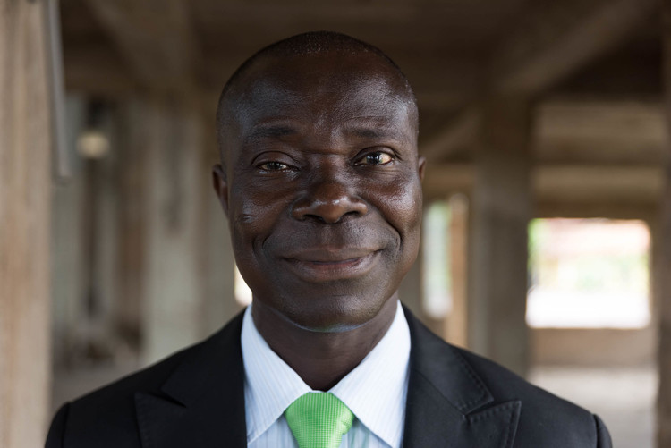 Bernard Botwe - The Irish Church has stood firmly behind us in the growth and development of the hospital. We are so glad and have enjoyed working with our Irish partners.Administrator at Wenchi Methodist Hospital [WDR partner], Ghana