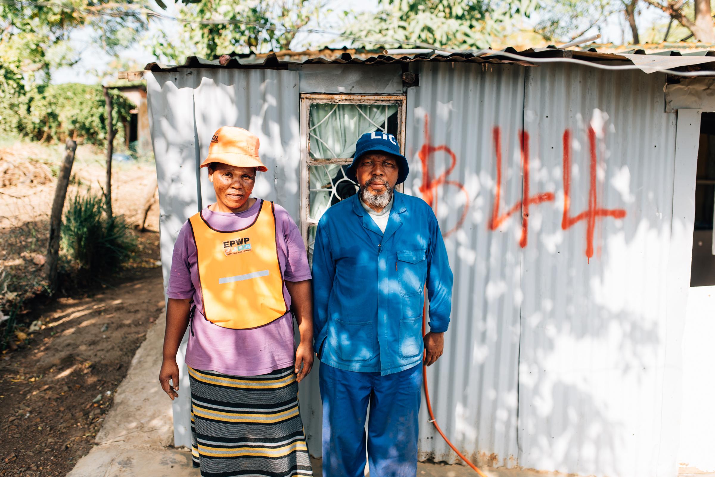 Khonzuyise & Philisiwe