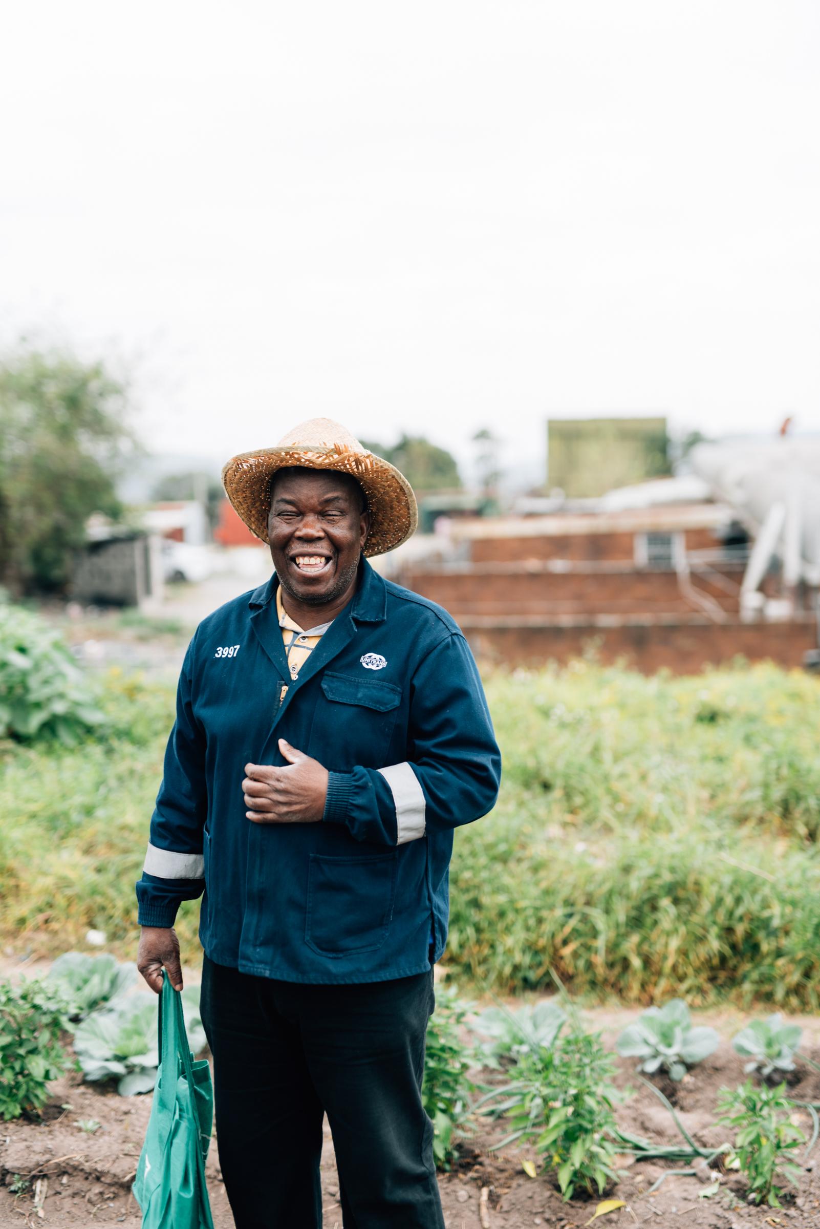 Amos Shabalala