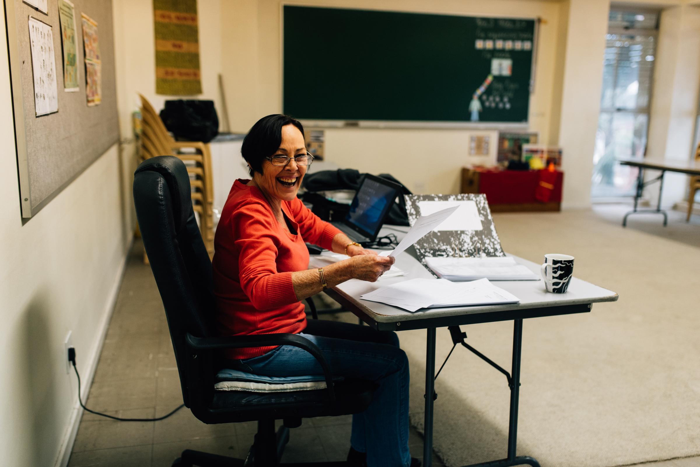 Cathy Ferguson