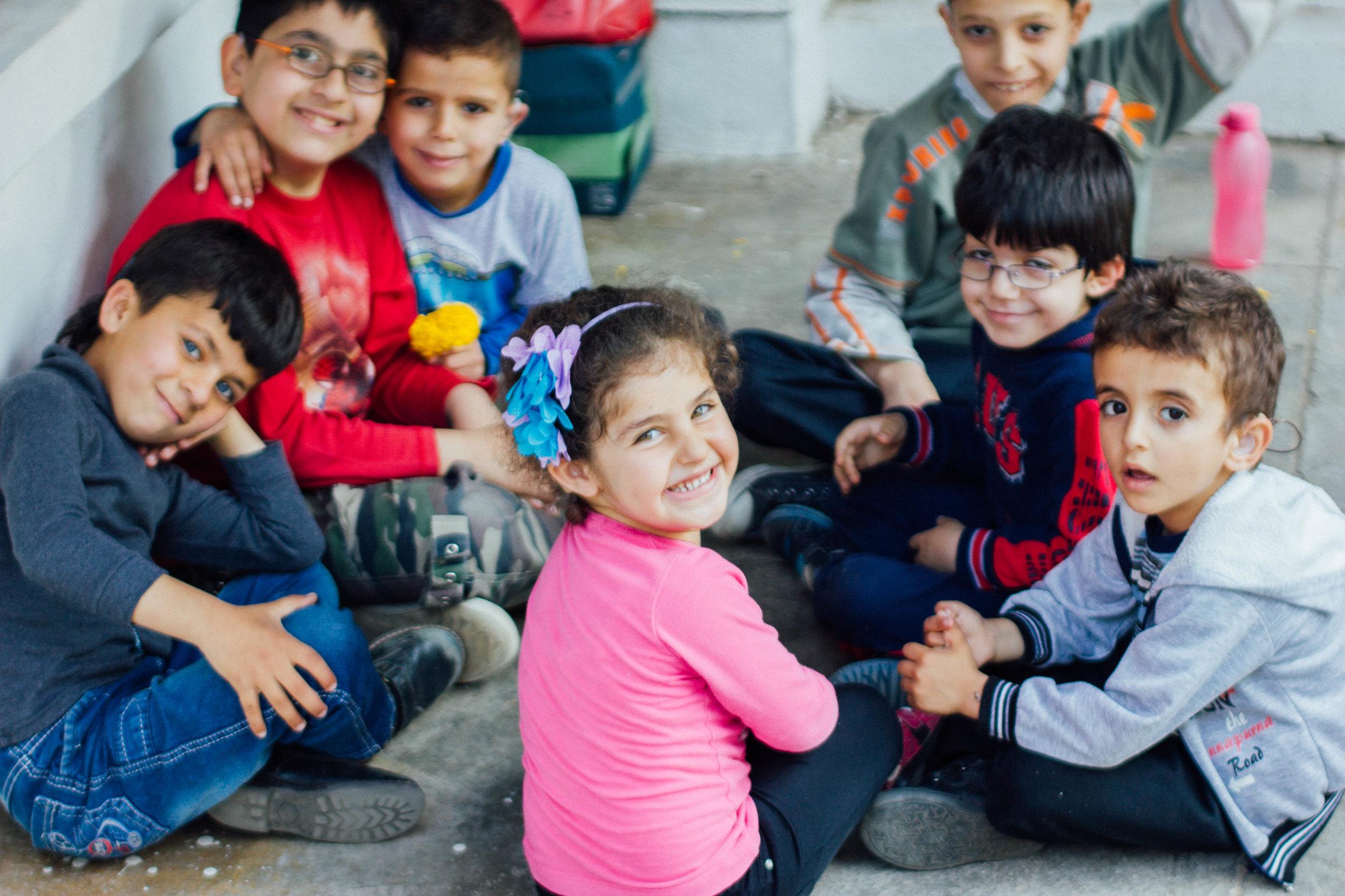 Students at FAID