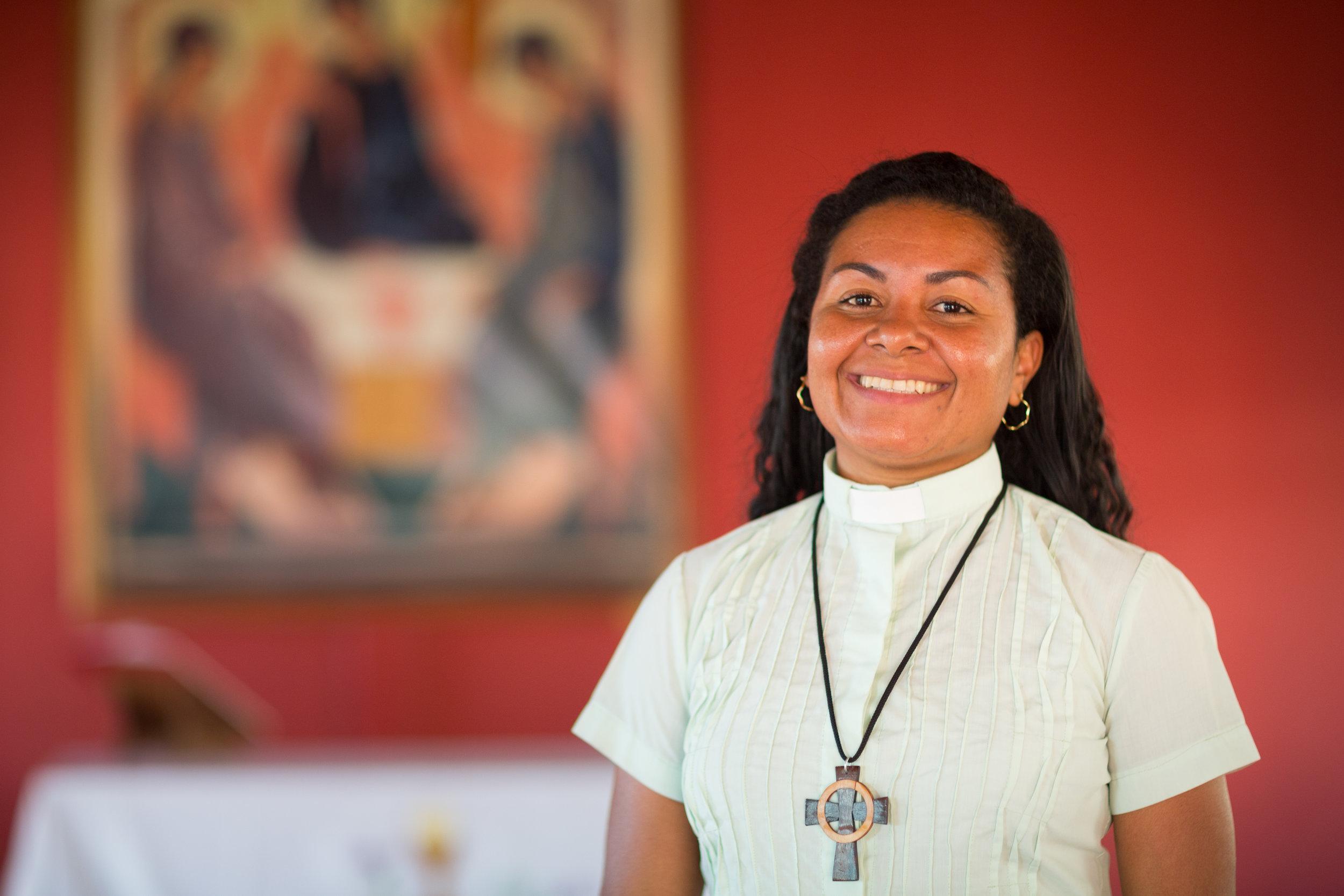 Reverend Elineide Ferreira