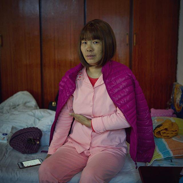 Jin Man † 20 November 2017 #rip 退一步海阔天空,让三分心平气和,能者多善,忍着解忧  #hartvanchina