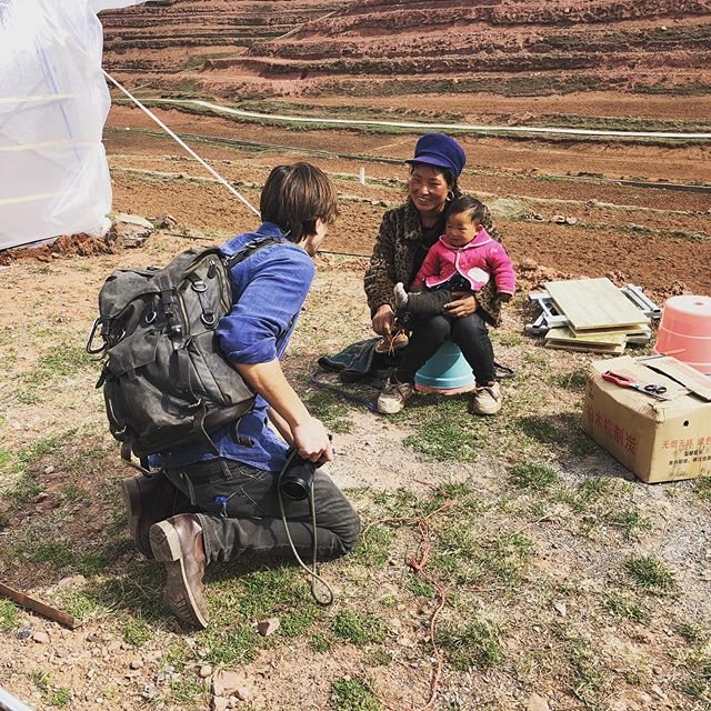 Op bezoek bij de Yi, een onbekend bergvolk in #Sichuan #newseries #chinesedromen #china #dehaaien @dehaaien #vpro @omroepvpro #rubenterlou 📷 by @jerrikan