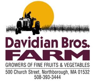 Davidian Bros Farm in Northborough, MA