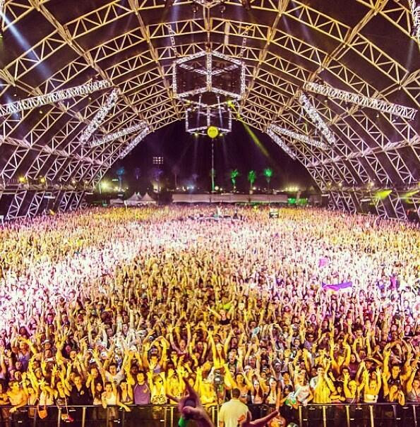 How to book Coachella 2017