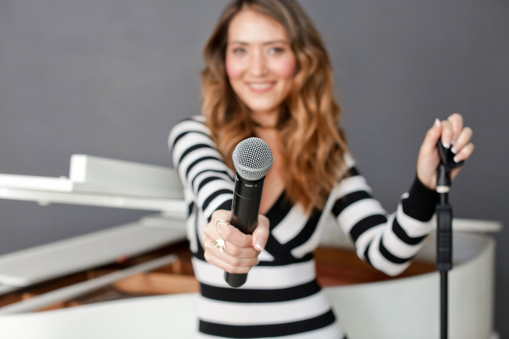 IHMV Singer Secrets To Recording Part 1 Music Blog
