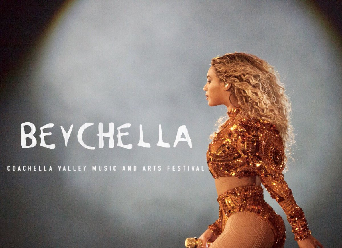 How Coachella Became Beychella by Roxie Francis at I Heart My Voice