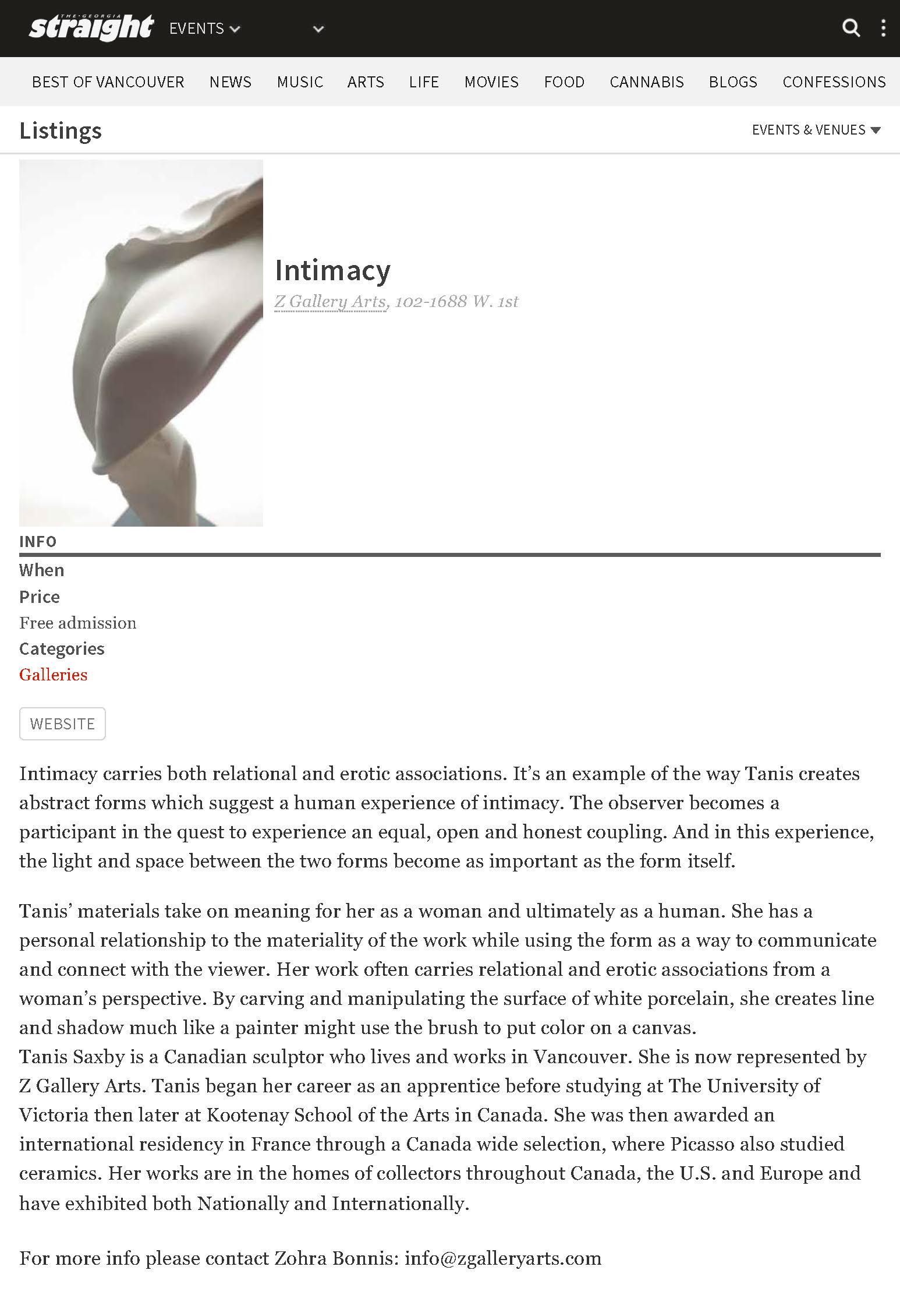 Intimacy | Georgia Straight Vancouver's News & Entertainment Weekly.jpeg