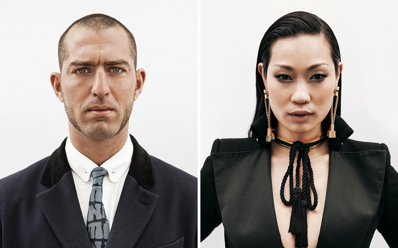 Andrew & Wei Lin