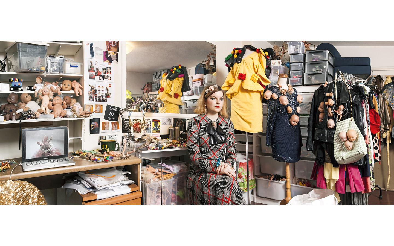 Anne-Sophie Cochevelou - Costume Designer