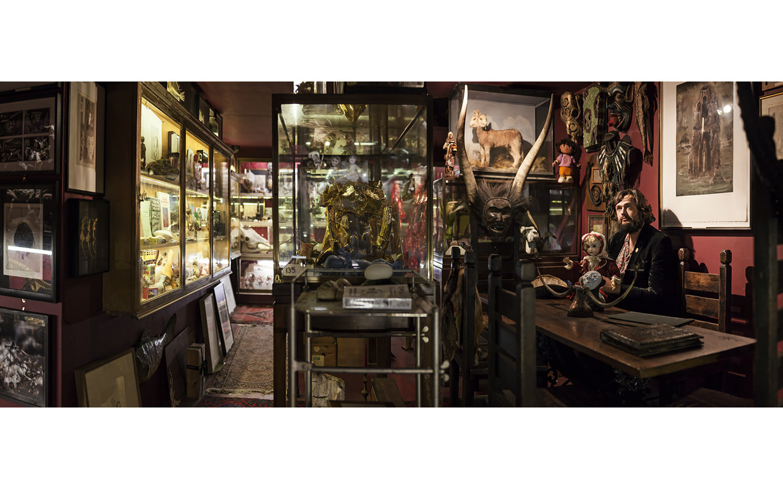 Viktor Wynd - Museum of Curiosities