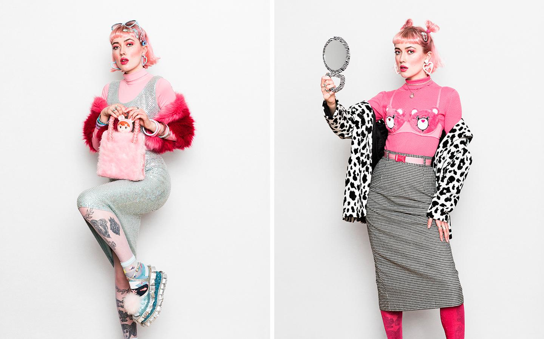Elizabeth Whibley - Fashion designer