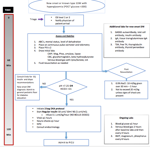 DKA Protocol for ACMC/Hope Children's Hospital