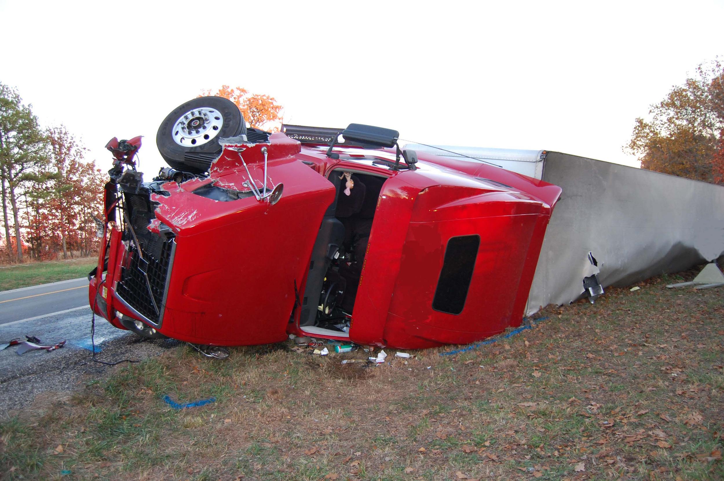 Heavy Truck Accident
