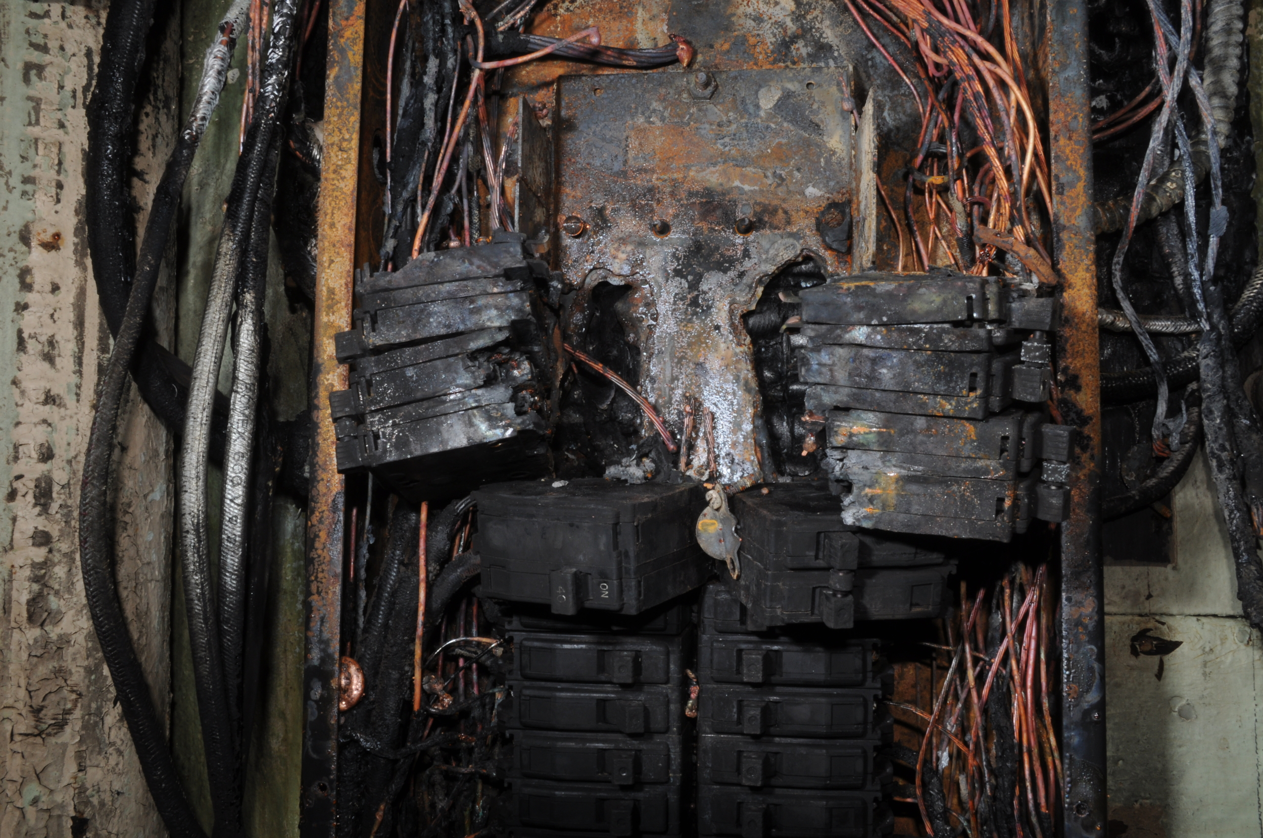 Electrical Product Fire