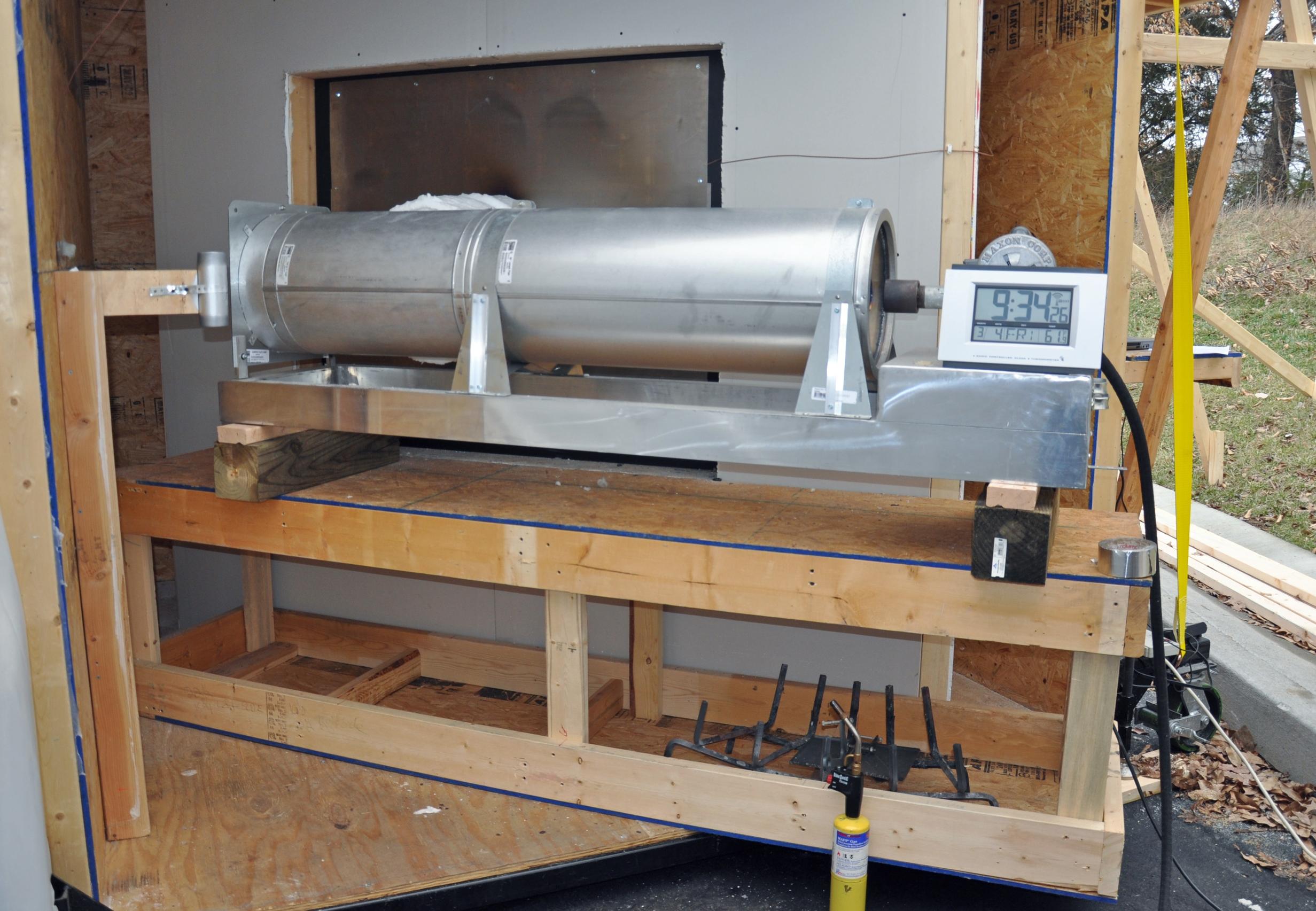 Flue Gas Generator