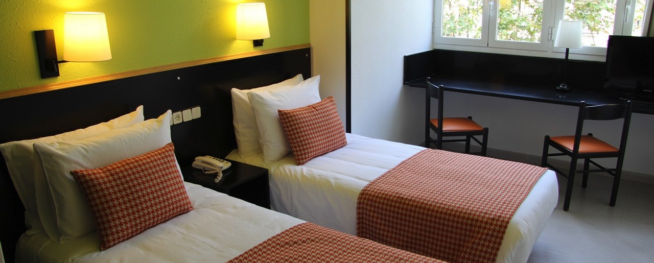 H Top Hotel Barcelona - 3* - Approx  €75
