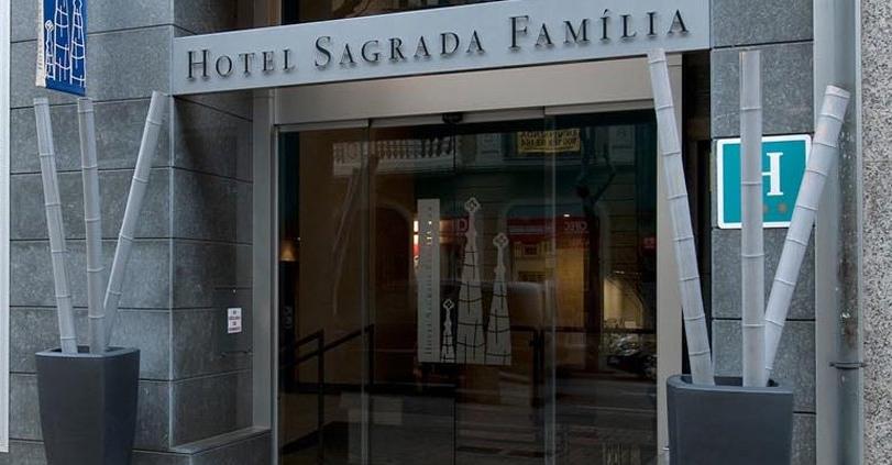 Sagrada Familia Hotel - 3* - Approx € 170 -€220